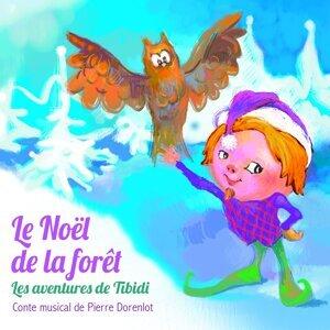 Le Noël de la forêt - Les aventures de Tibidi - Conte musical