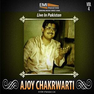 Ajoy Chakrwarti - Live In Pakistan Vol.4