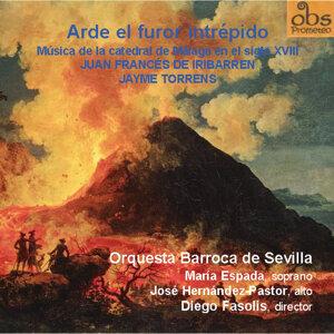 Arde el Furor Intrépido: Música de la Catedral de Málaga en el Siglo XVIII