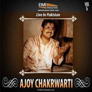 Ajoy Chakrwarti - Live In Pakistan Vol.5