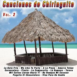 Canciones De Chiringuito  Vol. 2