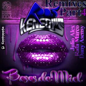 Besos de Miel (Remixes Pt. 4)