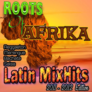 "Mix Latin Hits  ""Reggaeton, Merengue, Bachata & Salsa (2011 - 2012 Edition)"