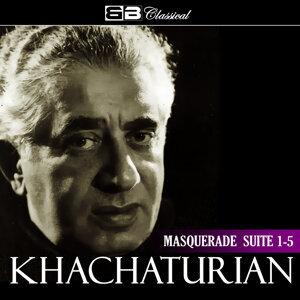 Khachaturian: Masquerade Suite 1-5
