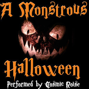 A Monstrous Halloween Album