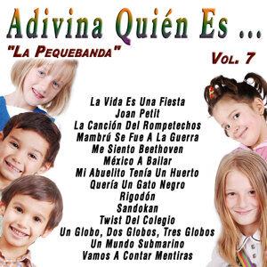 Adivina Quién Es...: Vol.7