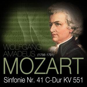 Mozart: Sinfonie Nr. 41 C-Dur KV 551