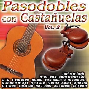 Pasodobles Con Castañuelas Vol. 2