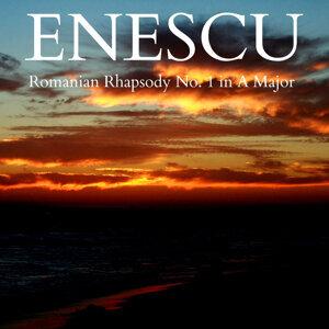 Enescu - Romanian Rhapsody No. 1 in A Major
