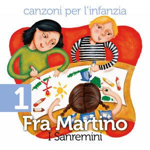 Canzoni per l'infanzia Vol. 1: Fra Martino