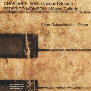 Ives: Concord Sonata - Mompou: Música Callada I