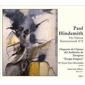 P. Hindemith: Der Dämon - Kammermusik No. 2