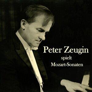 Peter Zeugin spielt Mozart-Sonaten: K. 331 & K. 570