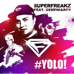 Yolo [feat. Gemeni & Roy] - Remixes