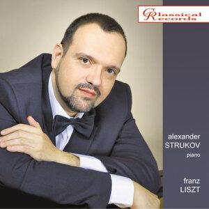 Alexander Strukov Plays Liszt