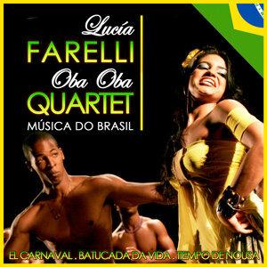 Lucia Farelli y Oba Oba Quartet