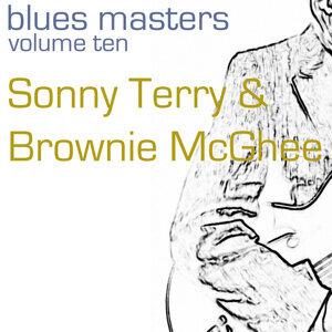 Blues Masters-Sonny Terry & Brownie McGhee-Vol. 10
