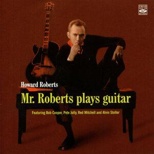 Mr. Roberts Plays Guitar