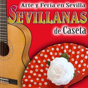 Arte y Feria en Sevilla. Sevillanas de Caseta