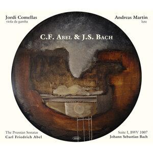 C.F. Abel & J.S. Bach