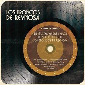 Tiene Usted en Sus Manos el Mejor Disco de Los Broncos de Reynosa