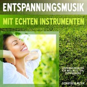 Entspannungsmusik mit echten Instrumenten - Hintergrundmusik für Wellness, Spa, Entspannung - gemafreie Musik