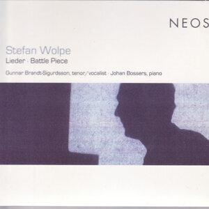 Wolpe: Lieder & Battle Piece