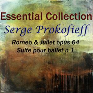 Essential Classics Serge Prokofieff Romeo & Juliet Op. 64, Suite Pour Ballet No. 1