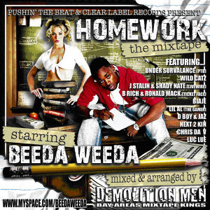 Homework: The Mixtape - Starring Beeda Weeda