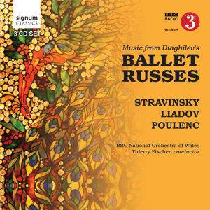 Stravinsky: Ballet Russes