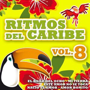 Ritmos del Caribe  Vol.8