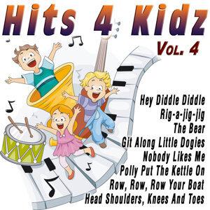 Hits 4 Kidz Vol.4