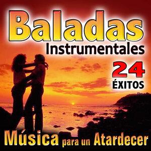 Baladas Instrumentales. 24 Éxitos. Música para un Atardecer