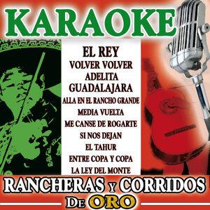 Karaoke. Rancheras y Corridos de Oro
