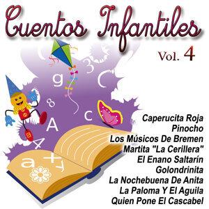 Cuentos Infantiles Vol.4