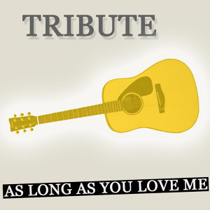 As Long As You Love Me (Justin Bieber Tribute Instrumental)