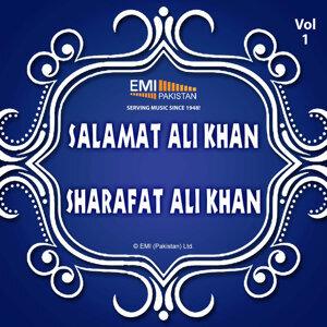 Ustad Salamat Ali Khan &  Sharafat Ali Khan