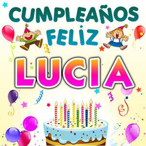 Cumpleaños Feliz Lucia