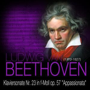 "Beethoven: Klaviersonate Nr. 23 in f-Moll op. 57 ""Appassionata"""