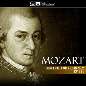 Mozart Concerto for Violin No. 2 KV 211 (Single)