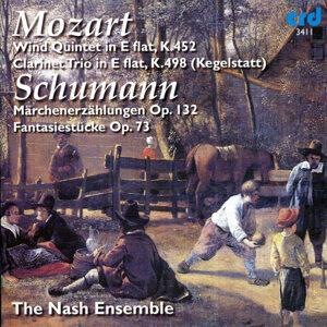 Mozart: Quintet in E-Flat & Trio in E-Flat - Schumann: Märchenerzählungen & Fantasiestücke