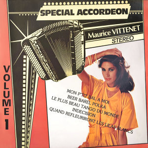 Special accordéon, Vol. 1