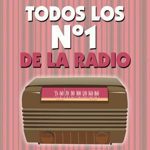 Todos los No. 1 de la Radio