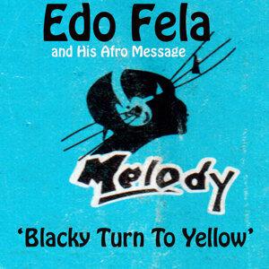 Blacky Turn to Yellow