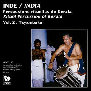Inde: Percussions rituelles du Kerala, Vol. 2 – India: Ritual Percussion of Kerala, Vol. 2