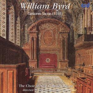 Byrd: Cantiones Sacrae(1591)