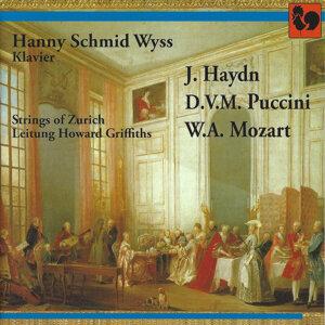 Haydn, Puccini & Mozart: Piano Concertos