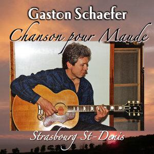 Chanson Pour Maude / Strasbourg St-Denis - Single