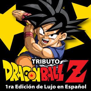 Tributo a Dragon Ball Z, Primera Edición de Lujo en Español