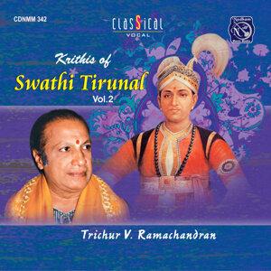 Krithis Of Swathi Tirunal Vol. 2